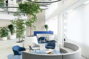 Handelsbanken | Office facilities | Kohina