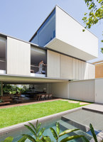 Belgica House | Detached houses | AMZ Architects