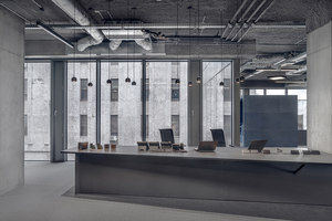 Scholz & Friends | Office facilities | KOS Architects