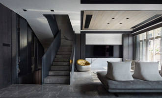 Black Soul | Living space | Alex Xie