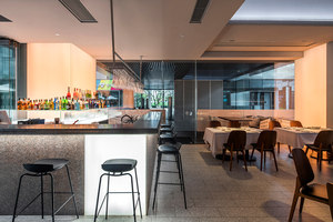 Really Taste | Restaurant interiors | Bloom Design