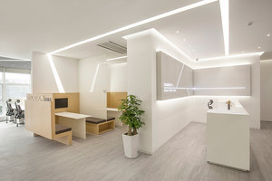 A Space Cut by Light |  | Feeling design
