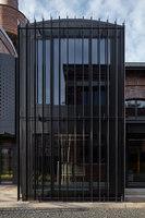 Boiler house Libčice nad Vltavou | Industriebauten | Atelier Hoffman