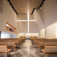 Parish Church In Pueblo Serena | Church architecture / community centres | Moneo Brock Studio