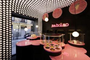 Embolao | Restaurant interiors | Mecanismo
