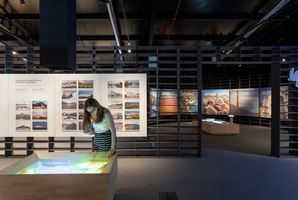 Pavilions in the Science Museum of Valencia | Showrooms | Murad García Estudio