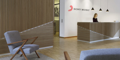 Sony Music Berlin | Office facilities | CSMM – Architecture Matters