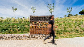 Vallmora Park + Insect Hotel   Parks   Batlle I Roig Arquitectura