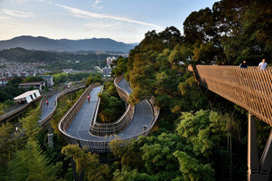 China Fuzhou Jin Niu Shan Trans-urban Connector | Bridges | LOOK Architects