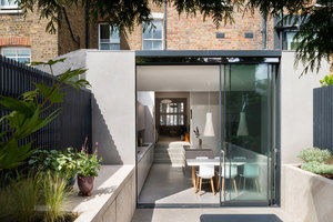 Highbury House Extension | Semi-detached houses | Architecture for London