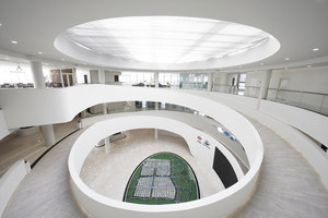 Exhibition Center of Zhengzhou Linkong Biopharmaceutical Park | Office buildings | WSP ARCHITECTS