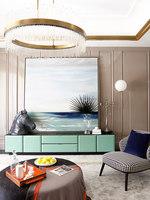 Yutang Mountain Villa | Living space | H&W Design Office