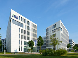 Silberkuhlsturm – Ista Company Headquarters | Office buildings | Baid