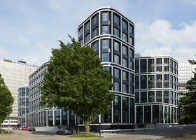 The Grid – DB Schenker | Office buildings | Baid