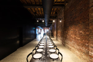 Headricks Lane | Restaurant interiors | SP Studio