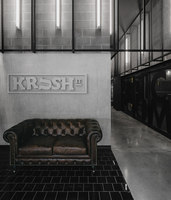 Krush-it | Spa facilities | Estudio AMATAM