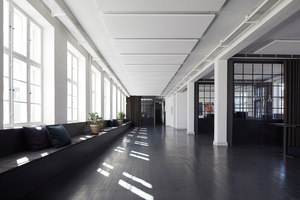 Disco:wax, One Seven Music & No3 | Office facilities | Black Architecture