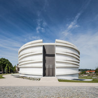 Church of S. Tiago de Antas | Church architecture / community centres | Hugo Correia
