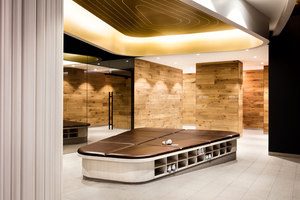 Equinox Miracle Mile | Spa facilities | MBH Architects