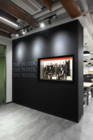 BBDO Live Office | Office facilities | Spacemen