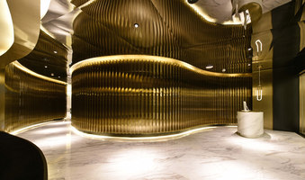 Gold 800 Experience Centre | Shop interiors | Spacemen