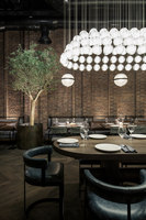 Fish Restaurant CATCH | Restaurant interiors | YoDezeen studio
