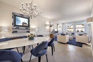Ponte Vecchio Apartment | Living space | Pierattelli Architetture