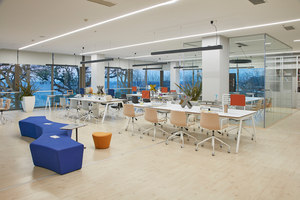 Idea Public Co-Working Area | Herstellerreferenzen | B&T Design