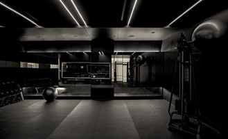 Flex Fitness American Private Club | Spa facilities | DAS Lab