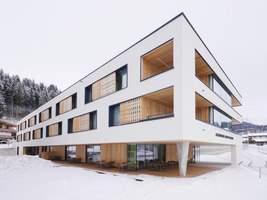 Retirement and Nursing Home Wilder Kaiser | Kindergartens / day nurseries | SRAP Sedlak Rissland + Dürschinger Architekten