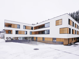 Retirement and Nursing Home Wilder Kaiser | Asili nidi/Scuole materne | SRAP Sedlak Rissland + Dürschinger Architekten
