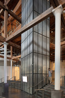 The Shop at the Contemporary Arts Center | Office facilities | Eskew+Dumez+Ripple