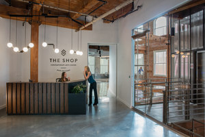 The Shop at the Contemporary Arts Center | Spazi ufficio | Eskew+Dumez+Ripple