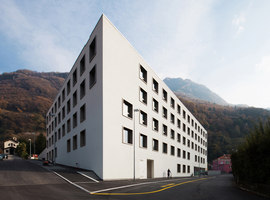 Nursing And Retirement Home, Bellinzona | Asili nidi/Scuole materne | Studio Gaggini + Nicola Probst Architetti