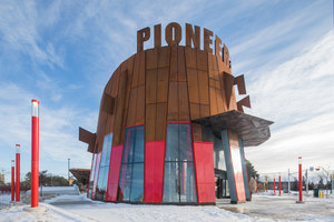 Pioneer Village | Stazioni ferroviarie | aLL Design