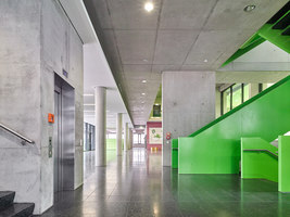 Hilda-Gymnasium | Manufacturer references | LTS reference projects