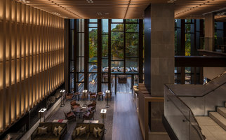 Four Seasons Kyoto | Manufacturer references | Tribù