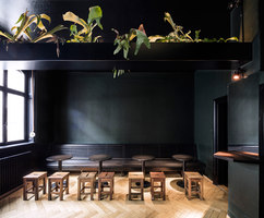 Nebel bar | Bar interiors | Focketyn Del Rio Studio