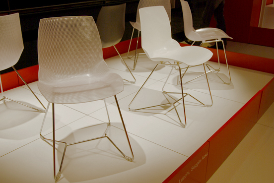 Office chairs experience a wave of innovation