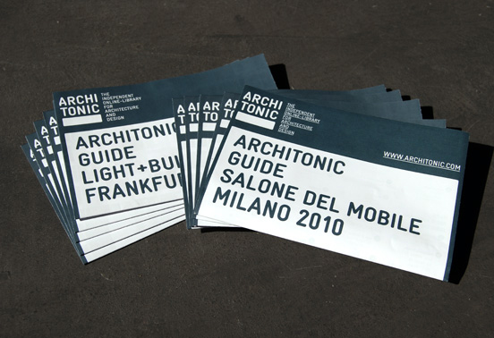 Meet Architonic at Light+Building in Frankfurt and at the Salone del Mobile in Milan!