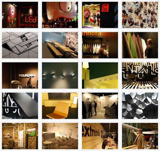 Impressions of INTERIEUR 2010 Design Biennale in Kortrijk