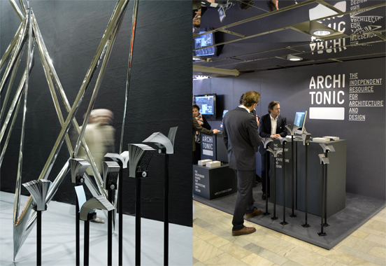 Architonic at ISH 2011