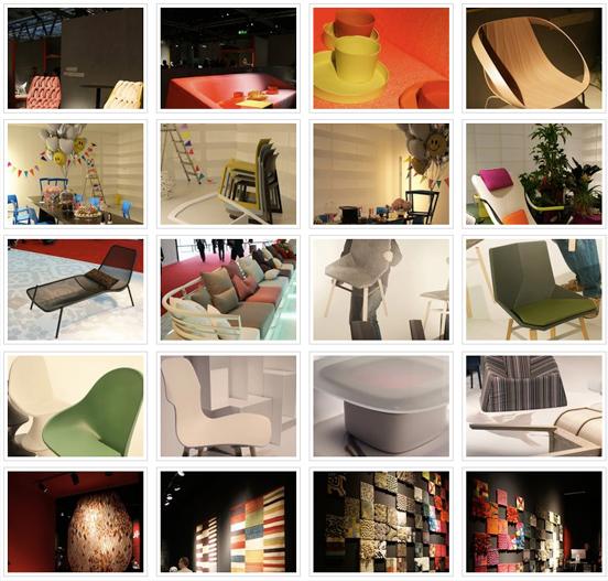 Architonic Photo Tours of the Salone Internazionale del Mobile Milano 2011