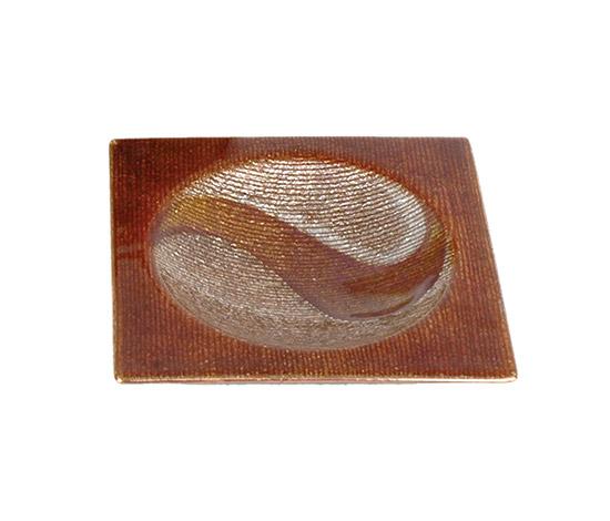 Boetto-Enamelled copper bowl