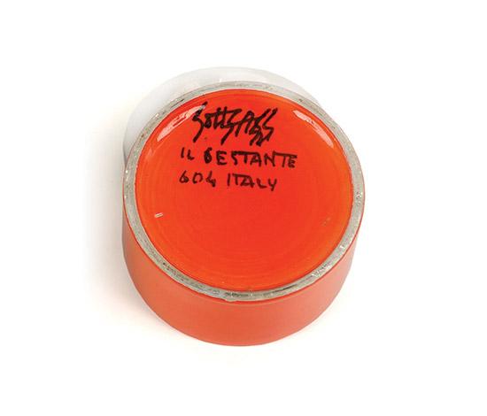 Ceramic ashtray di Boetto
