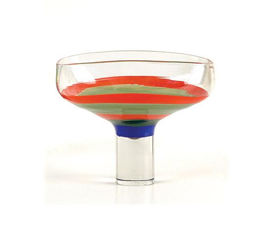 "Boetto-""Philips"" glass bowl"