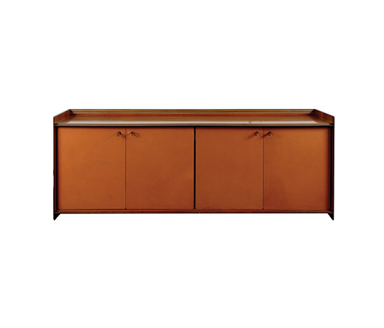 Credenza on wheels