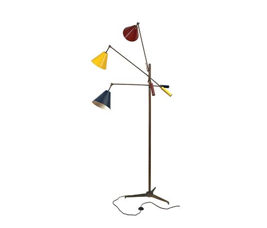 """""""12128 Triennale"""" floor lamp"""