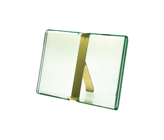 Glass photograph frame