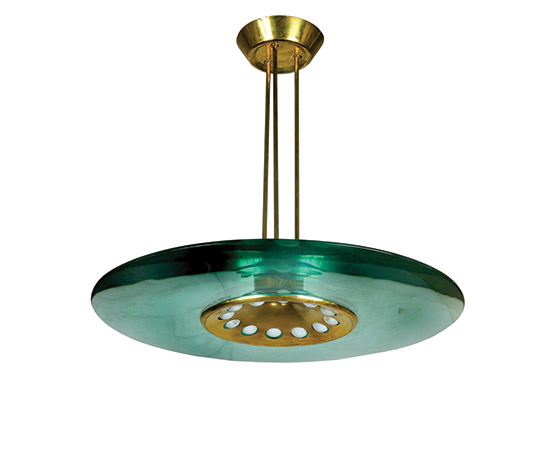 "Boetto-Crystal chandelier, mod. ""1508"""